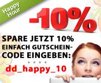 10% Rabatt auf Alles bei DailyDeal - bis 15 Uhr