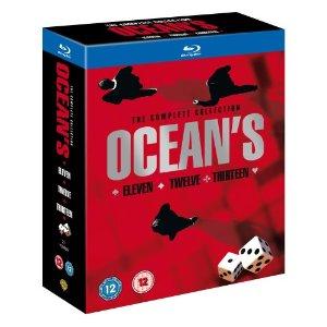 Ein paar Filmschnäppchen: Fluch der Karibik Trilogie, Ocean's Trilogie, X-Men Quadrilogie