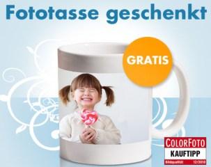 Fototasse + 20 Fotoabzüge für nur 4,95€