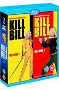 Kill Bill 1 & 2 auf Blu-ray für 23€ bei Play