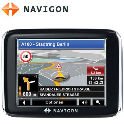 Navigon 2200 (Einsteiger-Navi) als B-Ware für 50€ bei Ebay