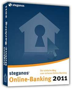 Kostenlose Vollversion: Steganos Online-Banking 2011 (Win) *UPDATE* neue Chance