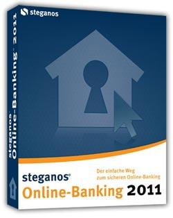Kostenlose Vollversion: Steganos Online-Banking 2011 (Win) *UPDATE* neue Chance