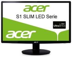 "Acer S221HQLBD (21,5"", Full-HD, LED) für 99€ bei Amazon"