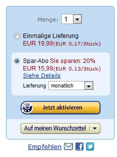 Pampers Easy Up Windeln (120 Stück) für 15,99€ und Pampers New Baby Windeln (27 Stück) für 3,99€