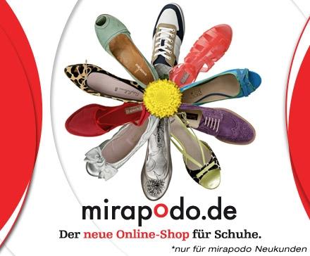 Mirapodo Sommersale + 25€ Rabatt mit DailyDeal Gutschein