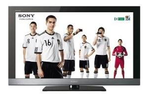 Sony KDL-32EX500 (Full HD, 100Hz) LCD für 349,99€ statt 394€
