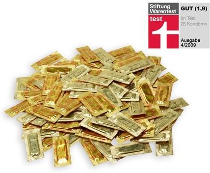 100 hochwertige Kondome für 4,92€ inkl. Versand