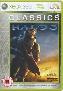 Halo 3 + Alan Wake + Crackdown 2 (XBox 360) für ~19€ inkl. Versand!