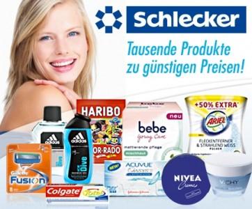 30€ Schlecker.de Gutschein für 13,50€ bei DailyDeal *Update*