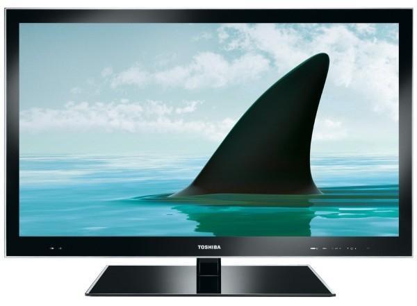"Toshiba Regza 46VL748G (46"", LED, Triple-Tuner) für 666€ bei Amazon"