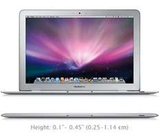 "Apple Macbook Air 11,6"" (generalüberholt) für 699€"