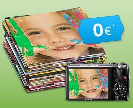 100 gratis Fotoabzüge (zzgl. 2,10€ Versand)!