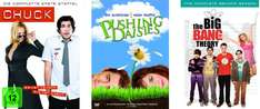 2 TV-Box-Sets für 18 Euro bei Amazon - The Big Bang Theory, Chuck und Pushing Daisies