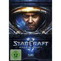 StarCraft II - Wings of Liberty für 30 Euro statt 48 Euro