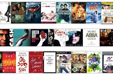 30 Euro Medimops Gutschein für 12 Euro - Verkaufsplattform für gebrauchte Spiele, Filme und Bücher