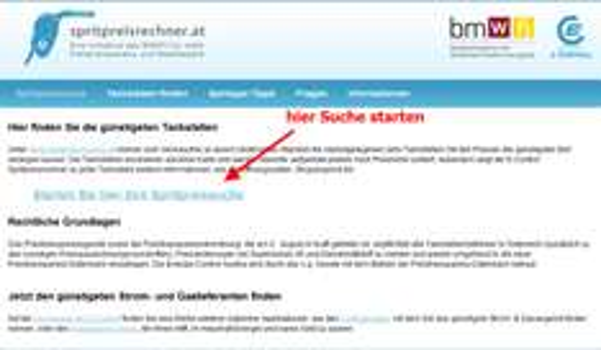 Spritpreisrechner von E-Control ist online! Alle Infos, Anleitung und Fakten