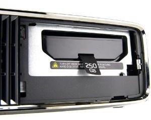 Xbox 360 Slim - 250GB Festplatte für 49,95 Euro