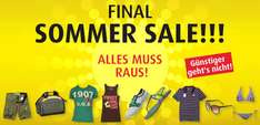 Final Summer Sale bei MandMDirect + Gutscheine