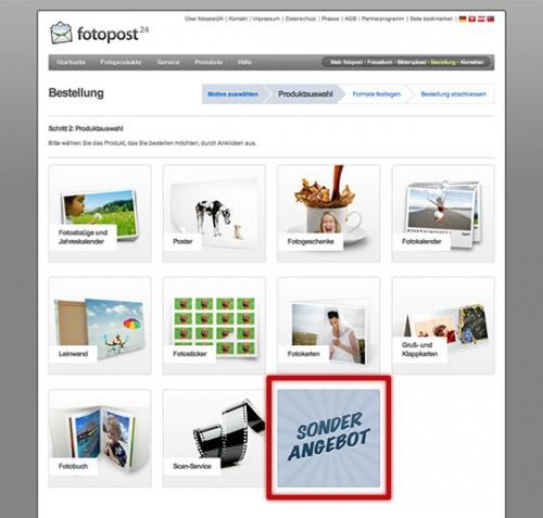 60 Fotoabzüge komplett kostenlos - Für Fotopost24 Neukunden