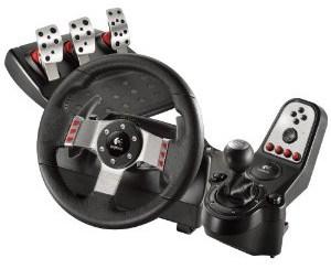 Logitech G27 Racing Wheel (PC / PS3) für 170€