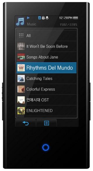 IPod Touch Alternative Samsung YP-P2 8GB für 111€