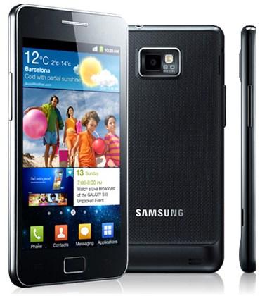 Samsung Galaxy S2 i9100 für 415 Euro