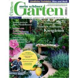 Jahresabo Mein schöner Garten mit 4 Euro Gewinn lesen
