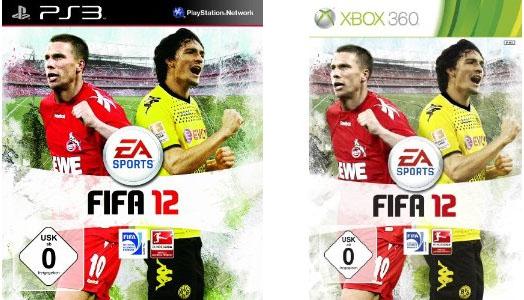 FIFA 12 (PS3 und XBox 360) für 39 Euro *Update* Ausverkauft!