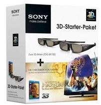 Trick: 20€ Heine-Gutschein für Otto-Sortiment nutzen - z.B. Sony 3D Starterset (2x Shutter Brillen + Narnia 3) für 55€ statt ~100€
