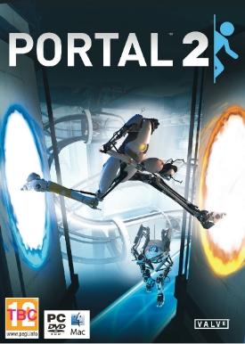 Portal 2 für 14,99€ inkl. kostenloser DLC über Steam (für PC/MAC)