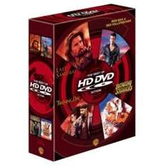 [HD-DVD] Coole Collections zu coolen Preisen