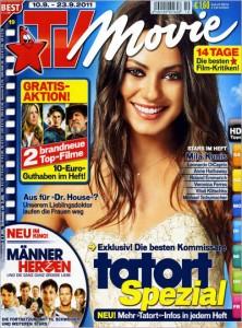 14 Monate TV-Movie gratis lesen und zusätzlich 5€ kassieren