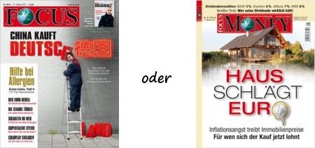 FOCUS kostenlos und selbstkündigend - ein halbes Jahr lang (26 Ausgaben)