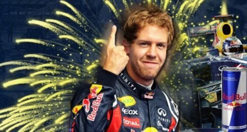 Mit Vettel mitfeiern und 1 Red Bull Dose bei Mc Donalds gratis bekommen