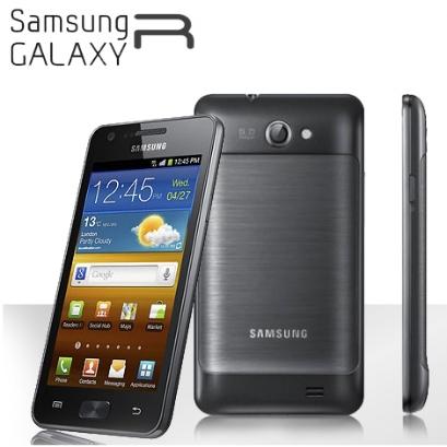 Samsung Galaxy R für 356€ (Schwesternmodell des Galaxy S2)