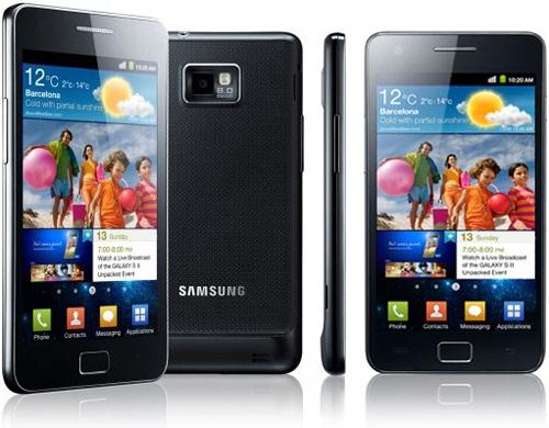 Samsung Galaxy S2 für 342 Euro statt 409 Euro *Update* Noch günstiger!