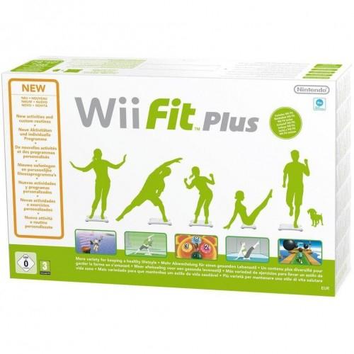 Wii Fit Plus inkl. Balance Board für 66 Euro statt 75 Euro