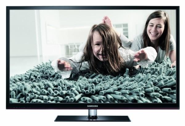"""Samsung PS51D490 (51"""" 3D-Plasma, HD-Ready, USB) für 499€ statt 550€"""