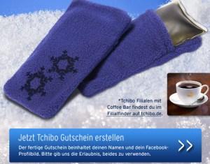 Gratis Taschen-Heizkissen oder Kaffeespezialität bei Tchibo