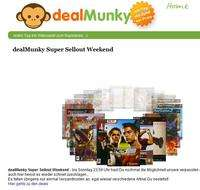 [Games] Super Sellout Weekend bei dealMunky