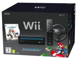 Knaller: Nintendo Wii + Mario Kart + Lenkrad für 100 Euro anstatt 148 Euro *UPDATE*