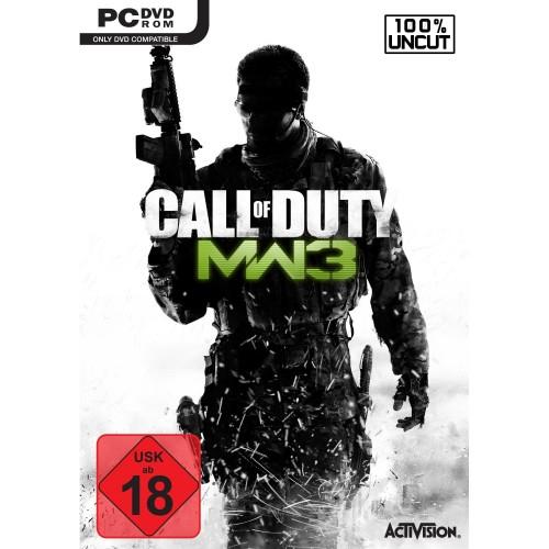 Call of Duty - Modern Warfare 3 (PC) für 29,90 Euro bei Ditech