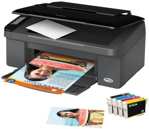 Epson Stylus SX100, All-in-One-Drucker für 40€