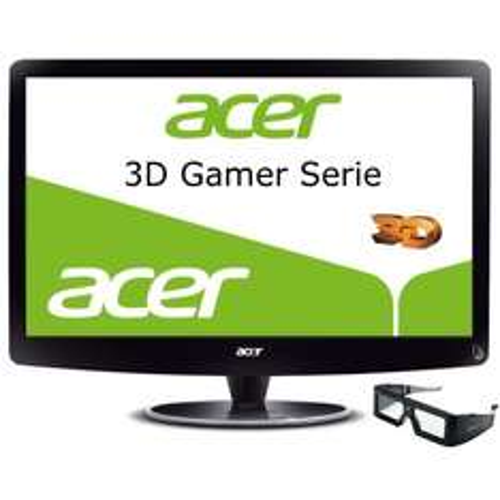HAMMER: 3D Monitor Acer HS244HQbmii für 199 Euro statt 349 Euro
