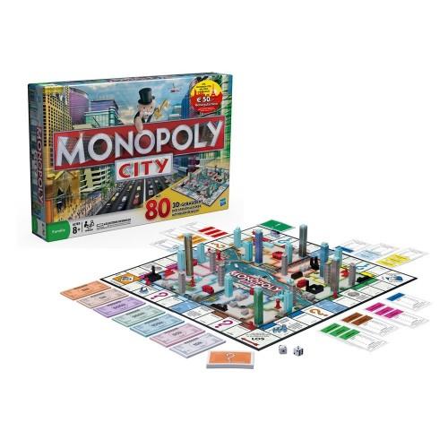 Parker Monopoly City für 19 Euro statt 33 Euro *UPDATE*