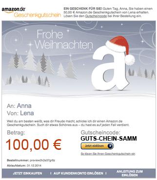 Neues Gutscheinsammler Video + 100 Euro Amazon Gewinnspiel