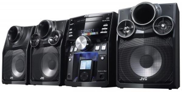 Kompaktanlagen - JVC MX-KC68, Sony NAS-E35HD und Bernstein ITR 10