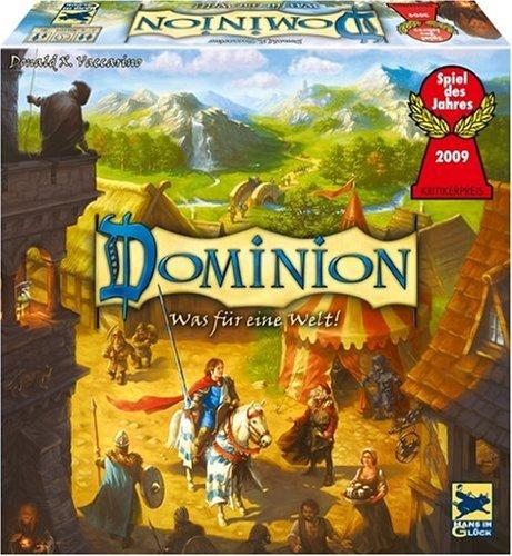 Dominion - Spiel des Jahres 2009 für 9,94 Euro statt 18 Euro