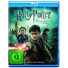 Amazon kontert neues Media Markt Prospekt - Blu-rays für 8,90 Euro